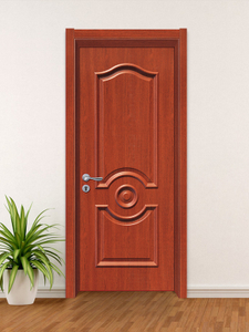 YK-705-ECO-Friendly soundproof indoor wpc door