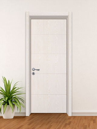 M-13 Waterproof WPC Material Interior Door