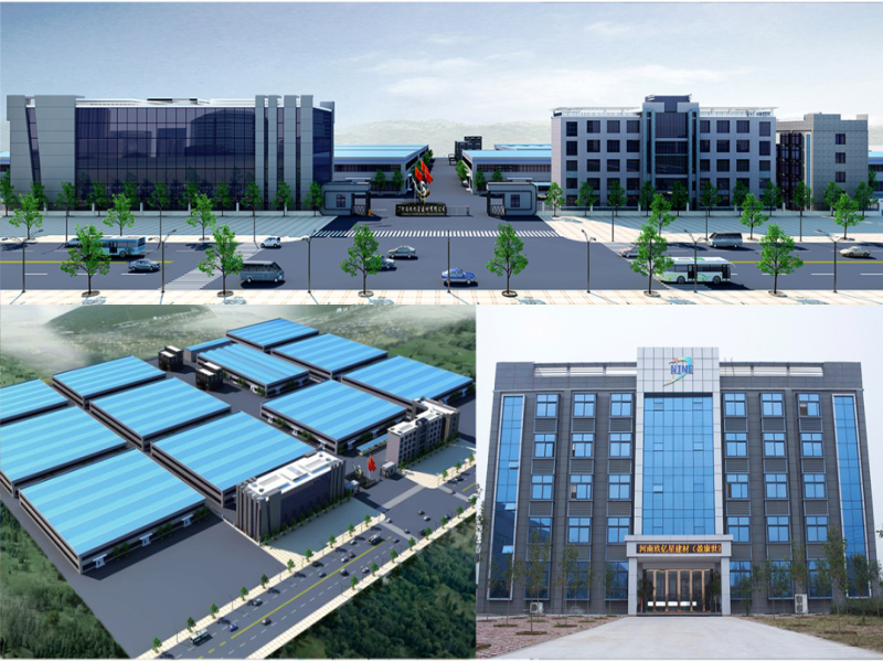 Congratulations to Henan Jiuyixing Building Materials Co., Ltd.