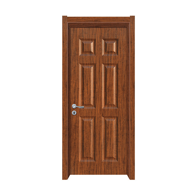 YK-824 Many styles cheap price bathroom interior wpc door / pvc door / abs door / polymer door